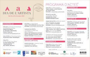 Diferents disciplines artístiques es reuneixen en dos caps de setmana en diferents espais culturals de la Vila.